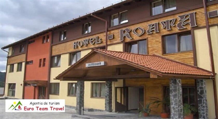 Hotel Roata Cavnic