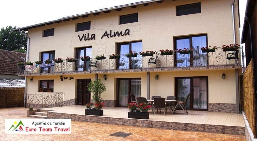 Vila Alma Baile Felix